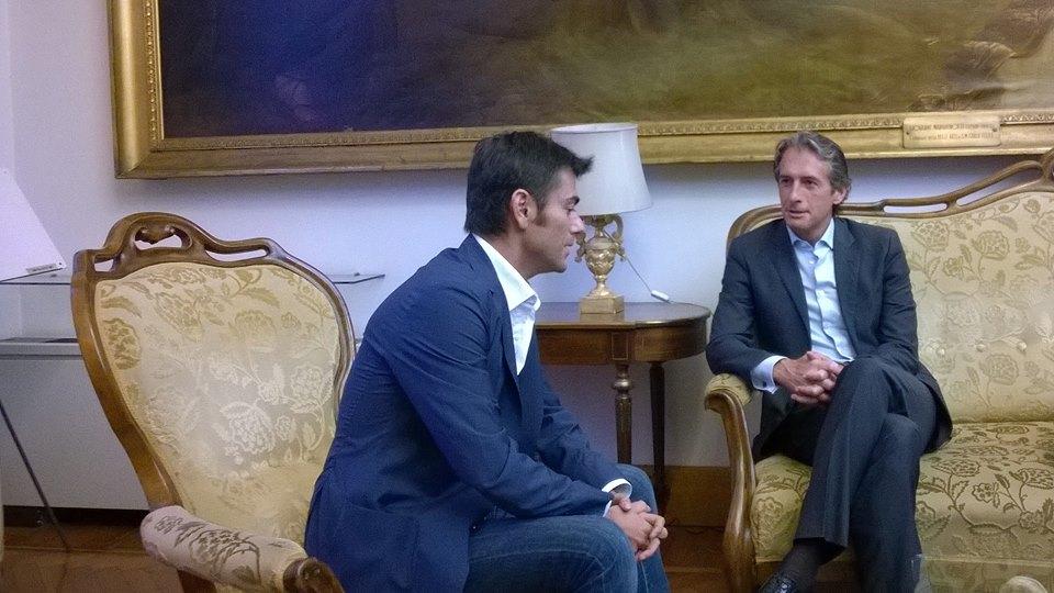 Smart City, incontro tra il sindaco di Cagliari e Santander