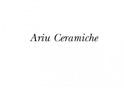 Ariu Ceramiche