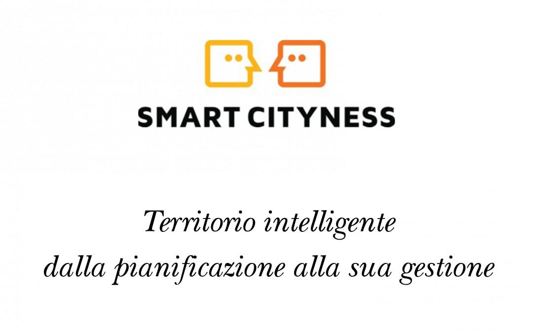 Territorio intelligente – dalla pianificazione alla sua gestione