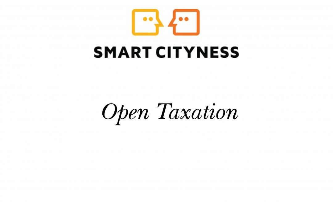 Open Taxation