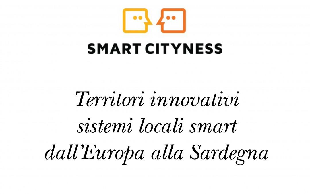Territori intelligenti, dall'Europa alla Sardegna