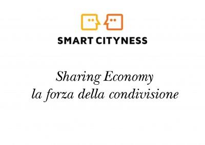 Sharing Economy la forza della condivisione