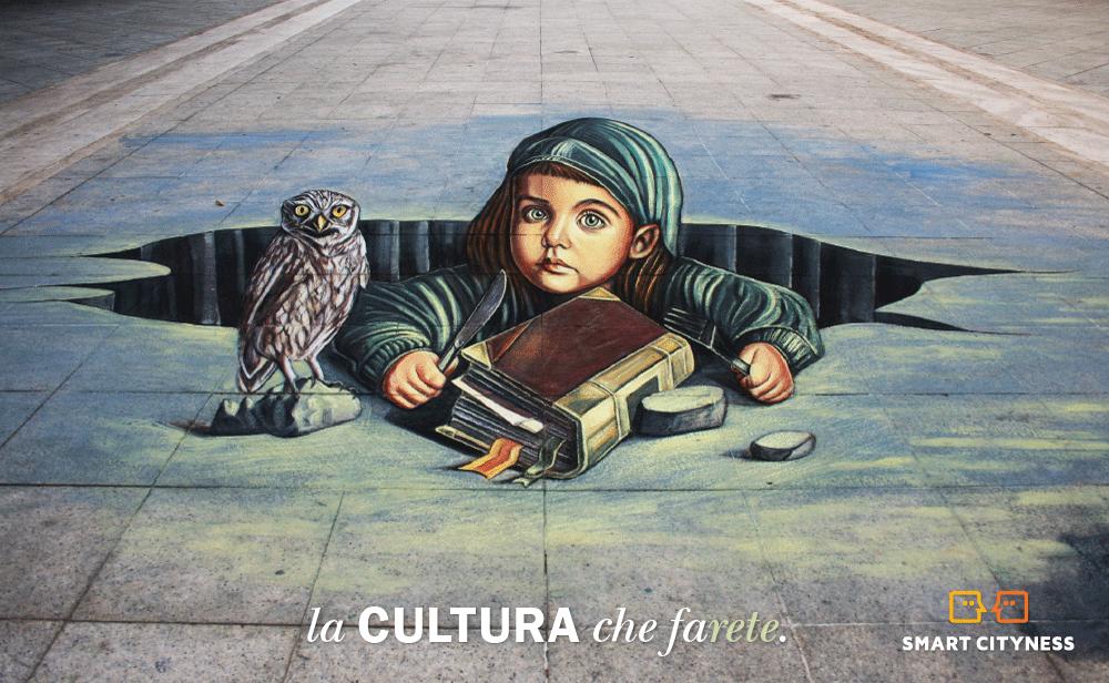 """""""La fame di cultura"""" di Vera Bugatti"""