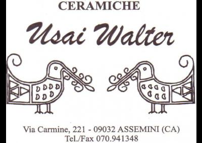 Ceramiche di Walter Usai