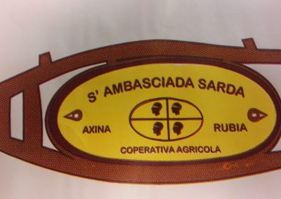 Azienda agricola Axina Rubia (Sadali)