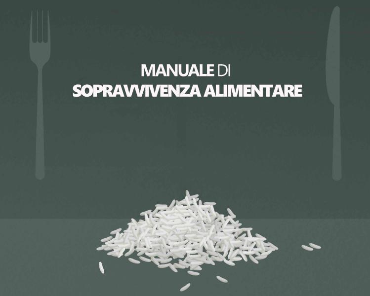 Manuale di sopravvivenza alimentare e dall'isolamento sociale: Urban Center presenta il progetto, gratis per tutti